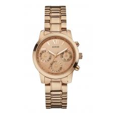 Moteriški laikrodžiai - Moteriškas laikrodis GUESS W0448L3