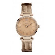 Moteriški laikrodžiai - Moteriškas laikrodis GUESS W0638L4