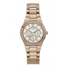 Moteriški laikrodžiai - Moteriškas laikrodis GUESS W0845L3