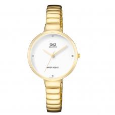 Moteriški laikrodžiai - Moteriškas laikrodis Q&Q LADIES F611J001Y