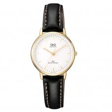 Moteriški laikrodžiai - Moteriškas laikrodis Q&Q LADIES QZ01J101Y