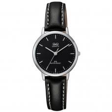 Moteriški laikrodžiai - Moteriškas laikrodis Q&Q LADIES QZ01J302Y