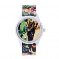 Laikrodžiai vaikams - Vaikiškas laikrodis Q&Q Smile Solar RP00J026Y