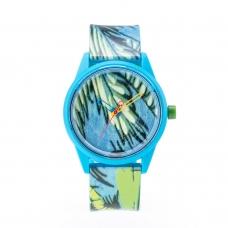 Laikrodžiai vaikams - Vaikiškas laikrodis Q&Q Smile Solar RP00J027Y
