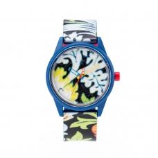 Laikrodžiai vaikams - Vaikiškas laikrodis Q&Q Smile Solar RP00J028Y