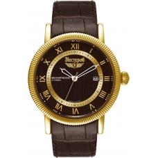 Vyriški laikrodžiai NESTEROV H0062A12-13BR