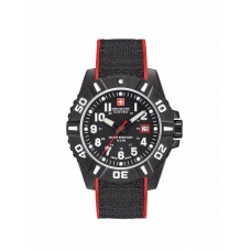 Vyriški laikrodžiai - Vyriški laikrodžiai SWISS MILITARY 06-4309.17.007.04